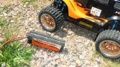 Post Metal Upgrades HSP Brushless Pro 88046 Monster Truck Bash with Surp...