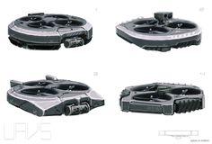 drone elysium | ELYSIUM - UAV Variants by BenMauro