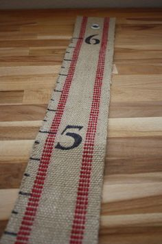 Items similar to Growth Chart STANDARD Childrens Handmade Vintage Jute customize or personalize on Etsy Fire Hose Projects, Fire Hose Crafts, Firefighter Bedroom, Firefighter Home Decor, Fire Prevention, Boy Room, Baby Quilts, Diy Gifts, Gifts For Kids