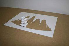 Most Creative Paper Art Work (16)