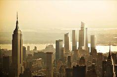 Der neue Stadtteil soll auch den höchsten Wolkenkratzer New Yorks…