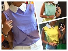 """La ternura y el estilo de nuestra blusa se llama """"TULIPAN"""""""