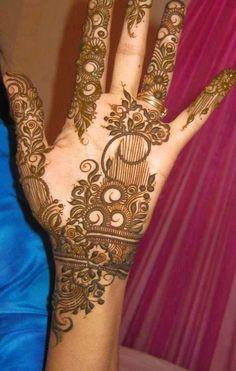 KALYAN.COM: Pakistani Mehndi Designs