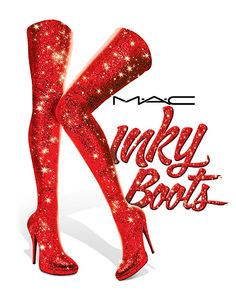 MAC Kinky Boots Lipstick and Lipglass is on the way this November! MAC proudly celebrates the Tony Award Winning Kinky Boots with two new, limited edition Mac Lipstick, Red Lipsticks, Broadway Plays, Broadway Shows, Kinky Boots Musical, Broadway Tickets, Broadway Posters, Theatre Posters, Mac Collection