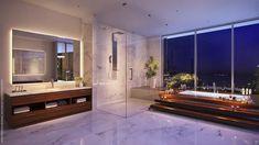 Apartamento Penthouse, Apartamento New York, New York Penthouse, Luxury Penthouse, Penthouse Suite, Penthouse Apartment, Estilo Miami, Miami Houses, Luxury Homes Dream Houses