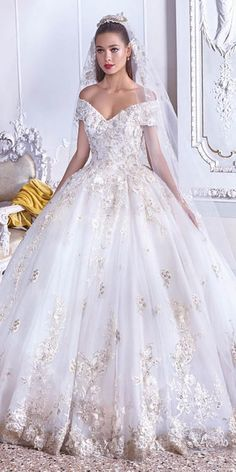 8ac44f31699 10 Wedding Dress Designers You Want To Know About - Fashion