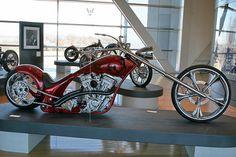 Outrageous Matt Hotch Custom Chopper