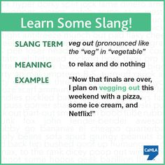 This slang term has nothing to do with cooking.