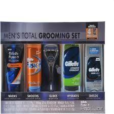 gillette body gift set for MEN