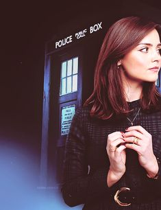 Clara Oswin-Oswald...  'I never know why, I only know who.' But... Who are you?