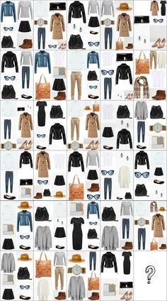 Capsule wardrobe, czyli szafa w pigułce. Jak się do tego zabrać? | Lawendowy Dom