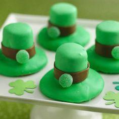 27 Fun St. Patrick's Day Recipes http://poshonabudget.com/2015/03/27-fun-st-patricks-day-recipes.html via @poshonabudget
