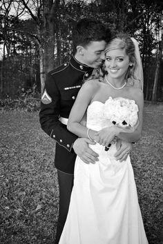 Military wedding #usmc #wedding