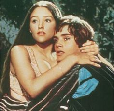 Franco Zeffirelli's Romeo and Juliet.  A great version.