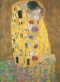 Clementoni - Jigsaw Puzzle - 1000 Pieces - Klimt: The Kiss Clementoni http://www.amazon.co.uk/dp/B0002LIEHI/ref=cm_sw_r_pi_dp_YuHnwb1W3P25F