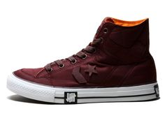 bf2ae2318d9d Kicks  UNDFTD x Coverse Poor Man Weapon – Burgundy
