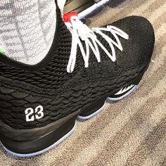 a925125a33c6d Nike LeBron 15 x Air Jordan 5 😳  SNEAKERBARDETROIT Jordan 5