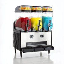 Omega OSD30 Commercial 1/2-Horsepower Drink Dispenser with 3 3-Gallon Containers