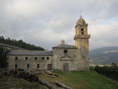 Monasterio de los Picos - Mondoñedo, Lugo, Galicia, ES / por Inma R