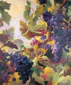 Image result for vineyard paintings