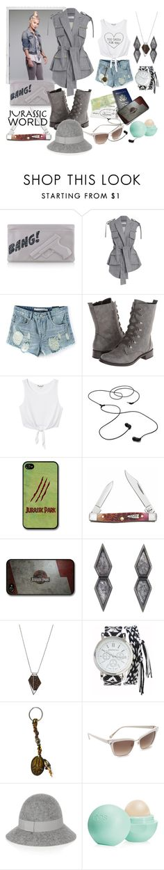 """Jurassic world"" by starspy ❤ liked on Polyvore featuring Polaroid, Vlieger & Vandam, Zimmermann, Aerosoles, Monki, AIAIAI, Monique Péan, Aéropostale, Tura and STELLA McCARTNEY"