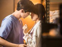 #RomanticDoctor still cuts: #YooYeonSeok #SeoHyunJin Seo Hyun Jin, Romantic Doctor, Girl Doctor, Yoo Yeon Seok, Medical Wallpaper, Kissing Scenes, Korean Drama Movies, Romantic Scenes, Kdrama Actors