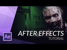 ZOMBIE/HORROR COLORGRADING in AFTER EFFECTS - YouTube Video Effects, After Effects, After Effect Tutorial, Video Editing, Motion Design, Film Photography, Motion Graphics, Filmmaking, Horror