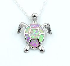 Get this premium Blue Fire Opal Sea Turtle Pendant Necklace and trust more your inner vision, adapt to new surroundings at your own pace. Turtle Jewelry, Turtle Necklace, Fire Opal Necklace, Pendant Necklace, Jewelry Gifts, Jewelry Necklaces, Jewellery, Bracelets, Piercing
