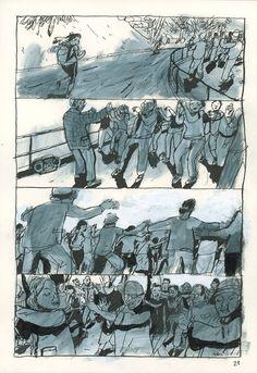 DES LIVRES - benoit guillaume illustration