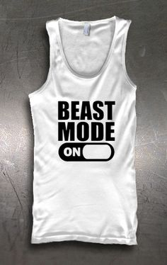 """Go ahead, turn your """"Beast Mode"""" on. See what happens."""
