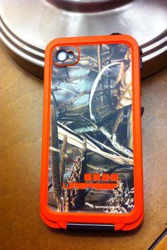 Iphone 5c Camo Lifeproof Cases
