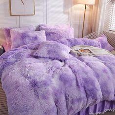 Lilac Room, Purple Bedroom Decor, Purple Bedrooms, Pastel Room, Room Design Bedroom, Cute Bedroom Ideas, Cute Room Decor, Room Ideas Bedroom, Lilac Bedding