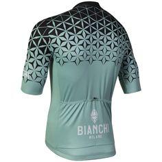 Bianchi Conca Short Sleeve Jersey - Celeste 6d76b946e