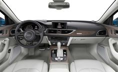 10 Great Audi A6 Interior Best Image