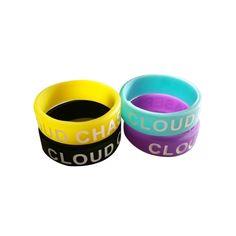 Silicone Rings, Pantone Color, Dog Bowls, Bracelet, Store, Products, Wristlets, Larger, Bracelets