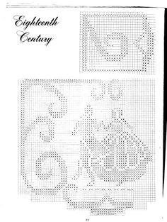 crochet - cortinas - curtains - Raissa Tavares - Picasa Webalbums