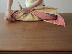 Furoshiki Yoga Mat Bag