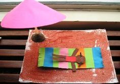 Cute project for school children,durning the end of the year!