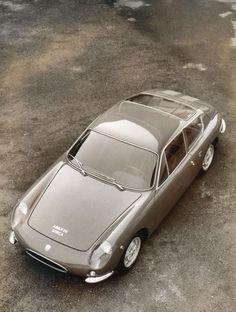Fiat Abarth 850 Coupe Scorpione Allemano