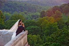 Biltmore wedding shot. Realities Photography.