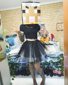 0 Likes, 0 Comments - Cosplay Minecraft Sheep, Minecraft Costumes, Tulle, Cosplay, Memes, Skirts, Instagram, Fashion, Moda