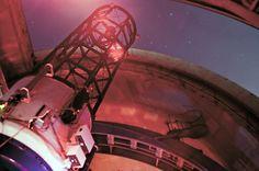 Stargazing at the David Dunlap Observatory Stargazing, Painting Techniques, Telescope, Toronto, The Past, David, Landscape, Travel, Voyage