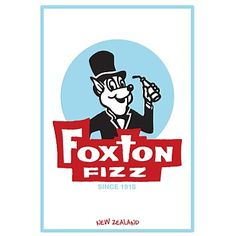 Living & Giving - Foxton Fizz w Fox Tea Towel Giving, Tea Towels, Street Art, Fox, Foxes, Flour Sack Towels, Red Fox