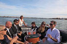 Pierce Brosnan a Venezia per la Mostra del Cinema del 2012 #piercebrosnan #bellini #mostradelcinemadivenezia #venezia #riva #aquariva