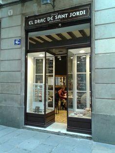 El Drac de Sant Jordi in Barcelona