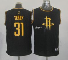 NBA fashion Jerseys Houston Rockets #31 Terry black Jerseys