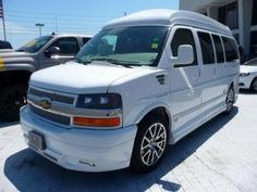 2013 Chevy Express Explorer Limited SE Conversion Van