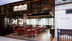 A flexible design studio specialized in corporate interiors, hotels, restau Hk Restaurant, Chinese Restaurant, Restaurant Design, Corporate Interiors, Shop House Plans, Shop Front Design, Shop Interior Design, Decoration, Craft
