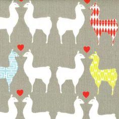 Monaluna Modern Home Llama Love
