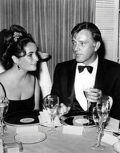 Elizabeth Taylor Richard Burton 1965 -